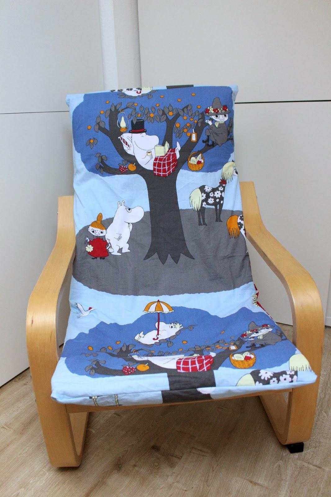 felinchens neuer bezug f r den relaxsessel. Black Bedroom Furniture Sets. Home Design Ideas