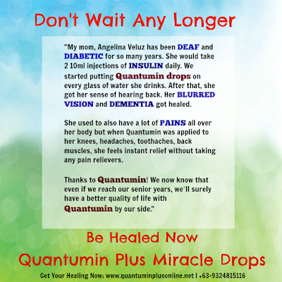 Quantumin Plus International Orders
