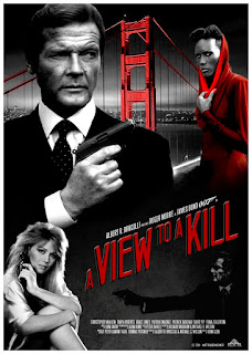 James Bond 007 A View to a Kill (1985) 007 พยัคฆ์ร้ายพญายม ภาค 14