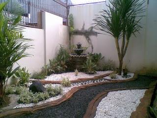 taman kering - tukang pembuatan taman kering