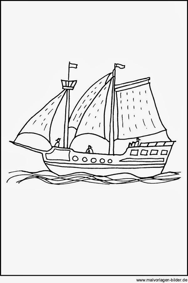 malvorlagen piratenschiff  malvorlagen