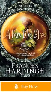 Dystopian novels: A Face Like Glass
