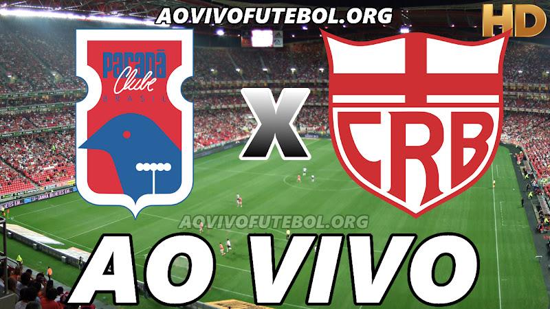 Assistir Paraná vs CRB Ao Vivo HD