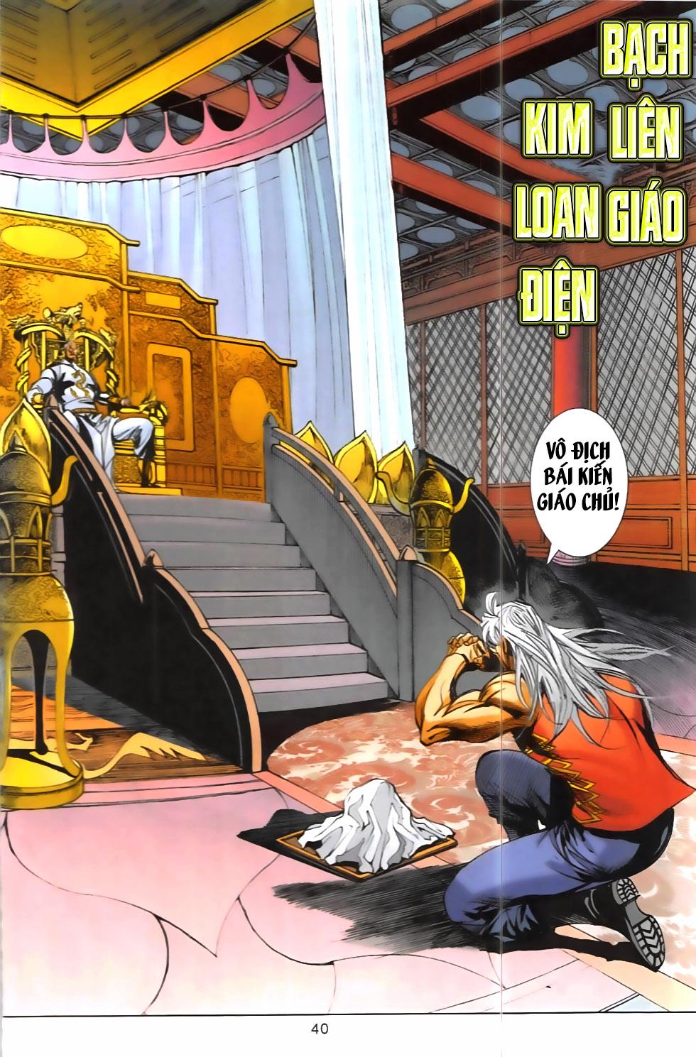 Hoàng Giả Chi Lộ Chap 5.2 - Next Chap 6