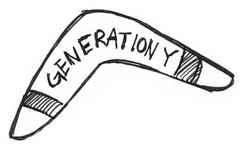 boomerang generation