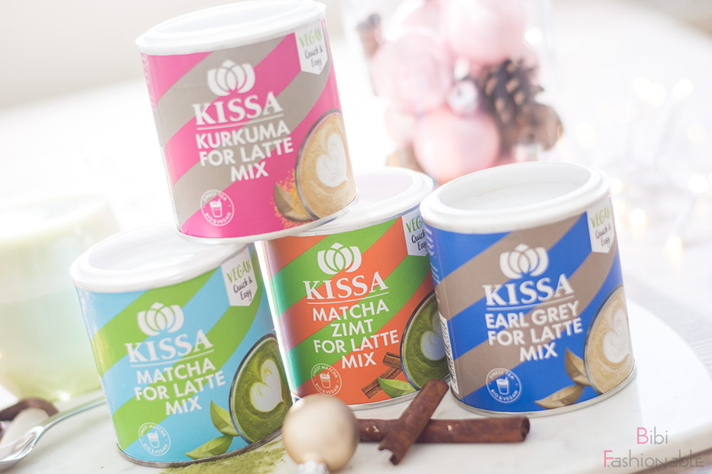 Kissa Latte to Go Mixes Titelbild
