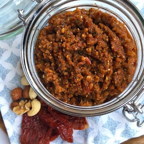 Tomatenpesto ~ Pesto rosso