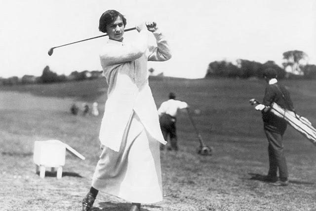golfer marion hollins