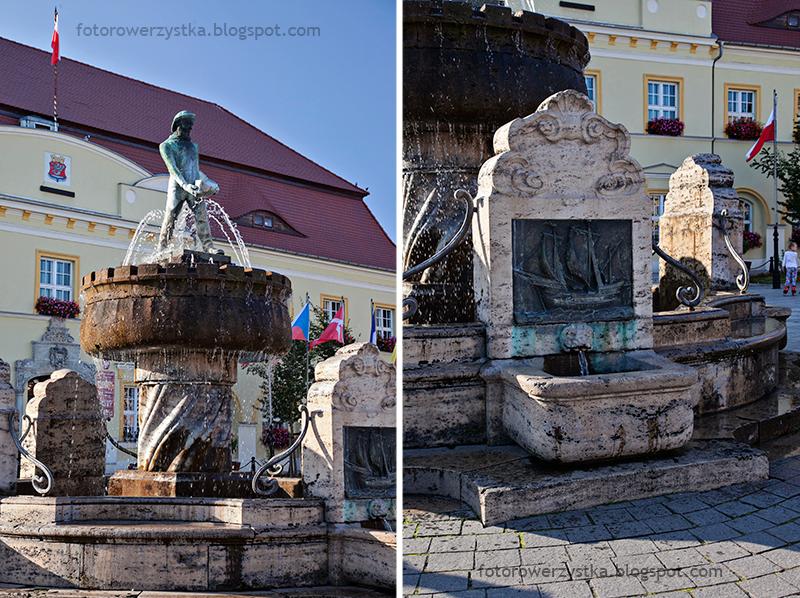 fontanna rybaka