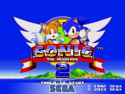 Sonic The Hedgehog 2 Classic MOD (Unlocked) APK for Android