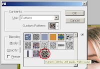 Pattern Photoshop : Fungsi dan Cara Menggunakannya
