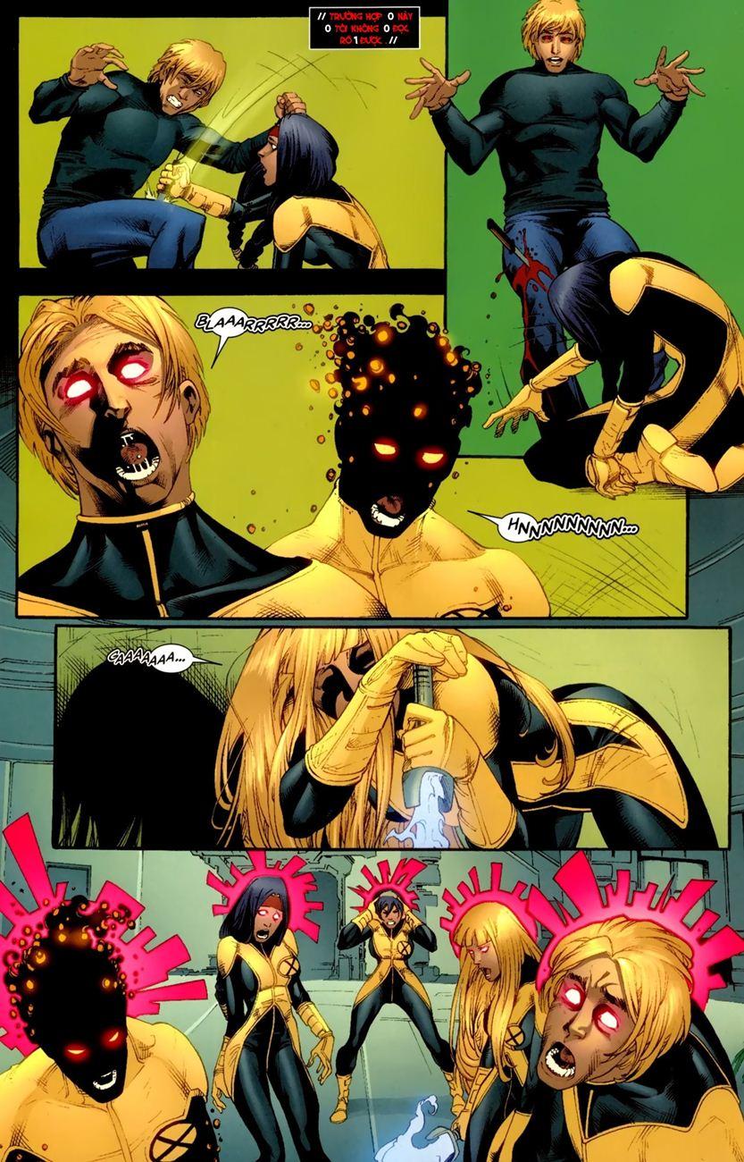 X-Men Necrosha chap 2 trang 17