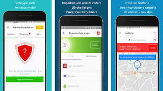 App Avira Antivirus Security