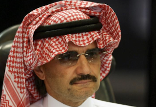 Saudi princes accused of bribery, embezzlement, money laundering