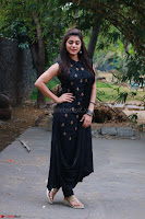 Actress Yamini Bhaskar in a Tight Black Sleeveless Dress ~  Exclusive 34.JPG