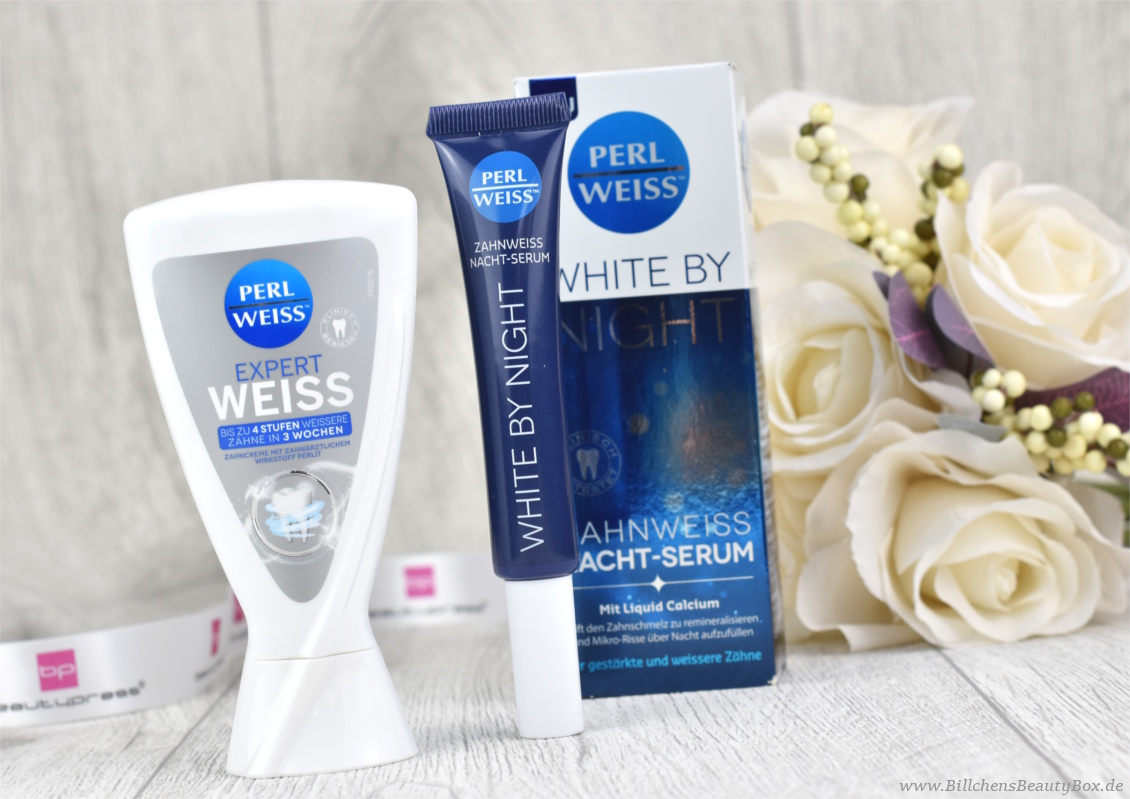 beautypress News Box Dezember Special Edition - Perlweiss Expert Weiss und White By Night