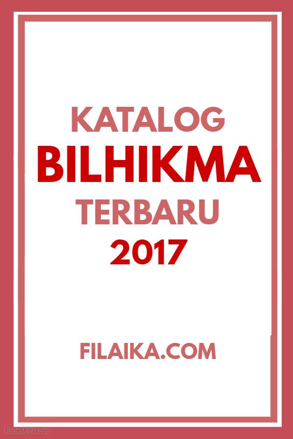 Katalog Bilhikma 2017