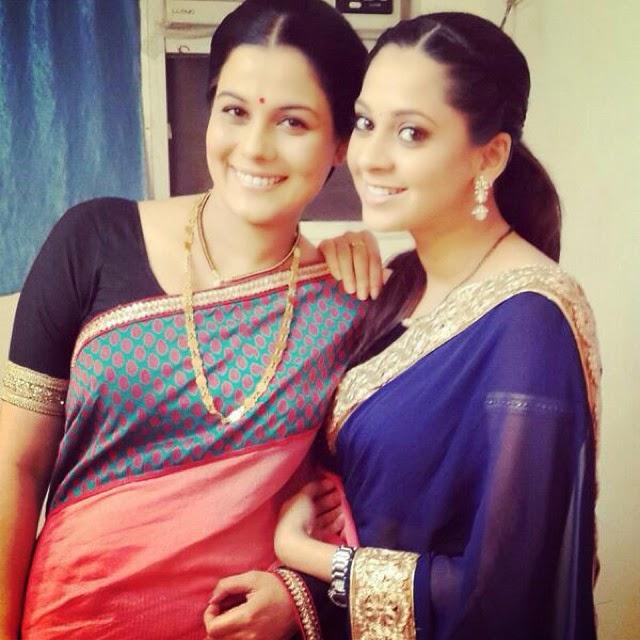 sha lm alee desai , geetanjali tikekar ,, Geetanjali Tikekar Hot pics, Marathi Actress in Lanavi Saree