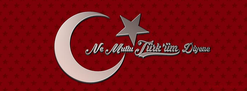Facebook Kapak Fotografları Bayrak