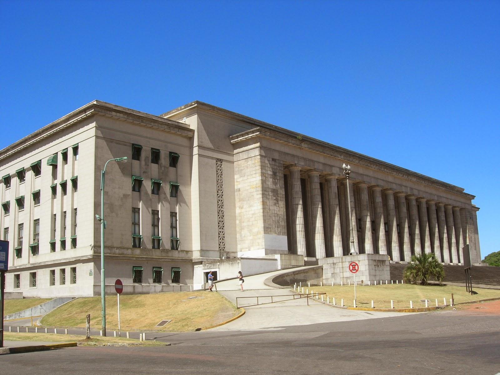 Faculdade de Direito da UBA em Buenos Aires, Argentina