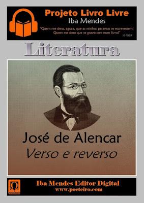 Verso e Reverso, de José de Alencar