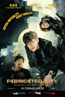 Download Film Fabricated City (2017) Subtitle Indonesia