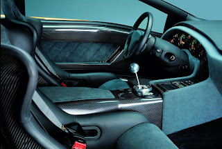 Dream Fantasy Cars-Diablo GT interior