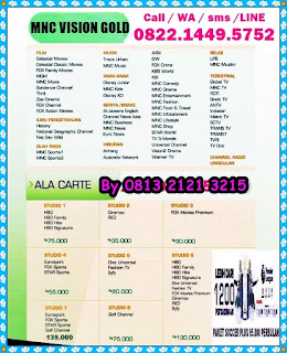 call center mnc vision Rantau Prapat