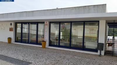 BUILDING / Restaurante Paladar, Piscina Municipal, Castelo de Vide, Portugal