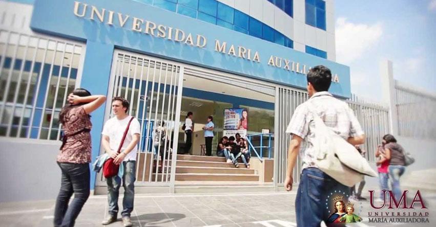 SUNEDU otorgó licenciamiento a Universidad María Auxiliadora - UMA, creada en San Juan de Lurigancho