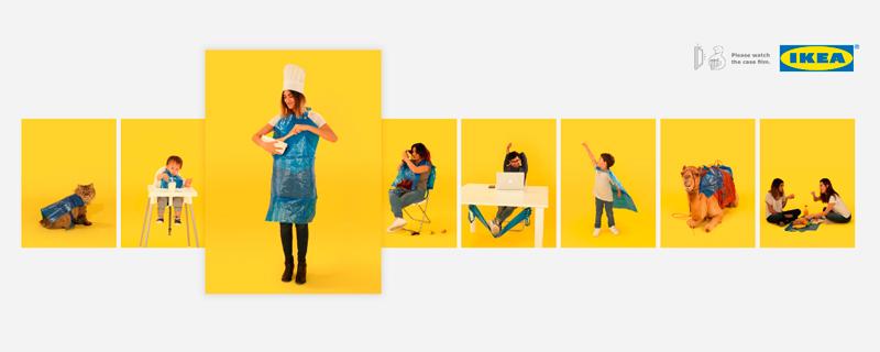 Frakta, la versátil bolsa de Ikea