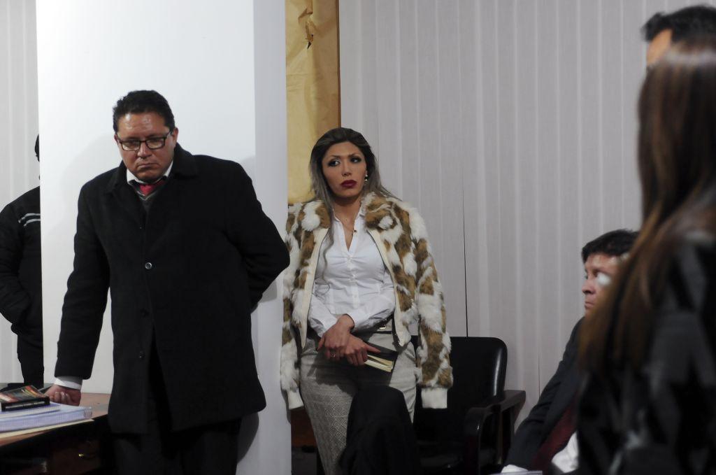 Zapata fue protagonista del mayor escándalo político a pocos días del 21F de 2016 / ARCHIVO APF