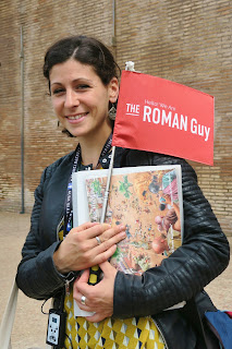 Our Guide on The Roman Guy 'Restricted Areas Belvedere Top Levels Colosseum Tour'