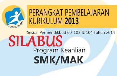 Silabus Kurikulum 2013 SMK Agrobisnis dan Agroteknologi