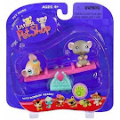 Littlest Pet Shop Pet Pairs Mouse (#192) Pet