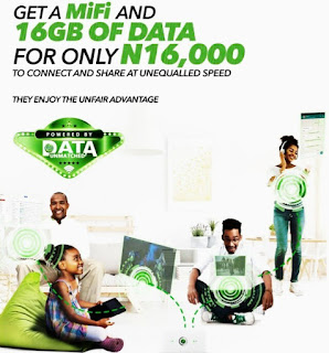 How to Get Glo 16GB Free Data with Glo Mifi Cheat