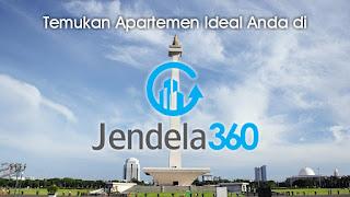 Jendela360 adalah jembatan untuk menemukan apartemen ideal anda