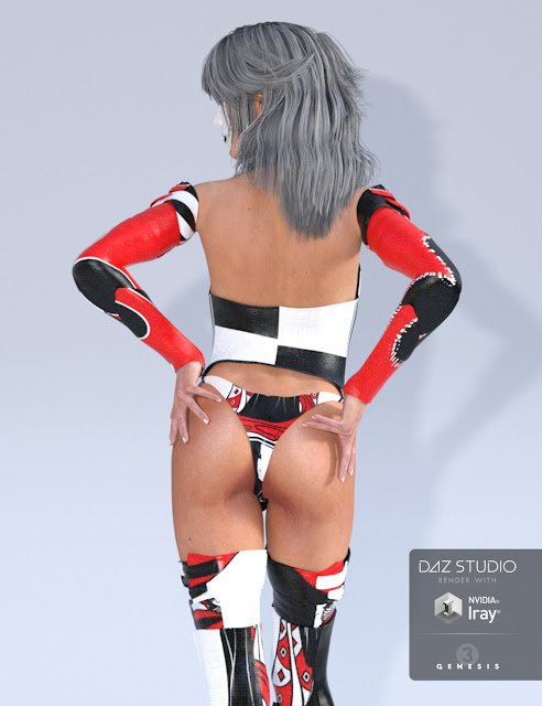 Jinx for Genesis 3 Female