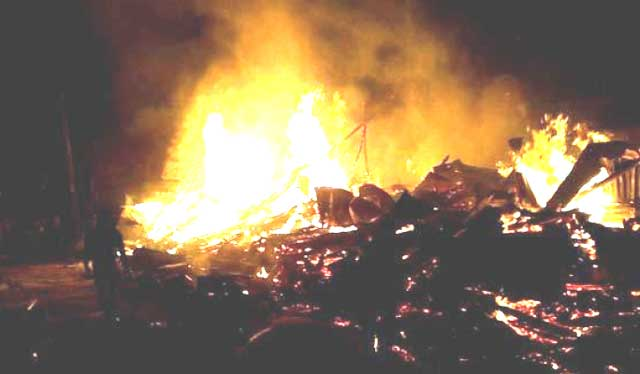 5 killed in Golapganj Lakhananda deadly fire, mother and child