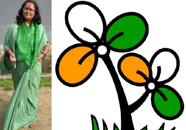TMC candidate Shanta Chettri
