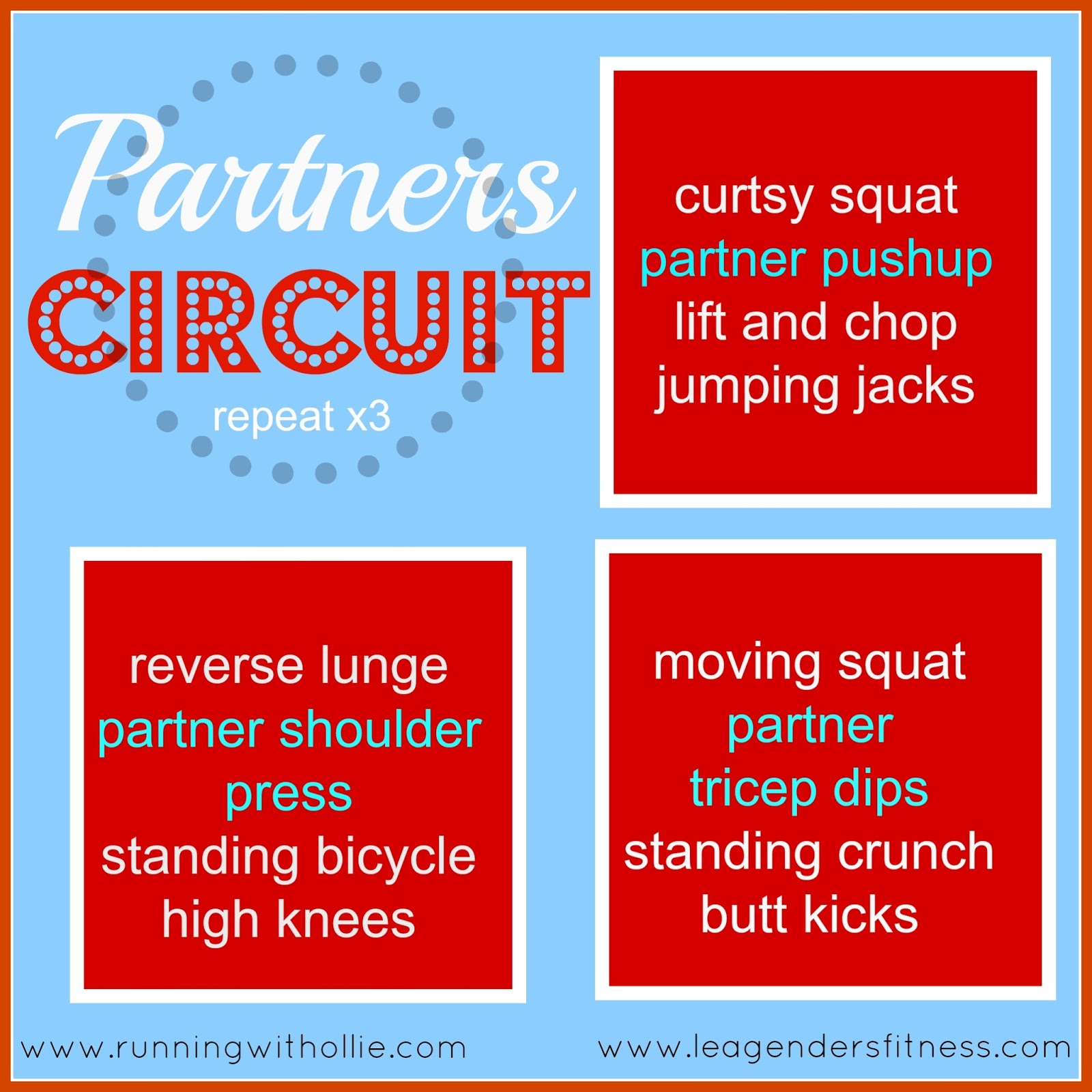 RUNNING WITH OLLIE: Pay Fit Forward: The Power of Partners ...