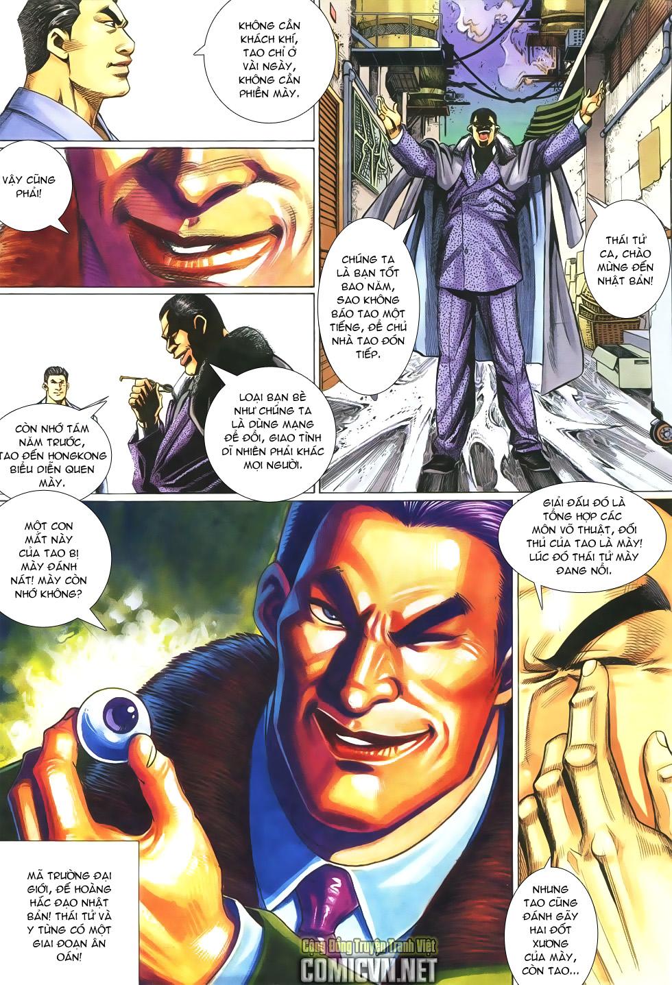 Người Trong Giang Hồ chapter 299 trang 30