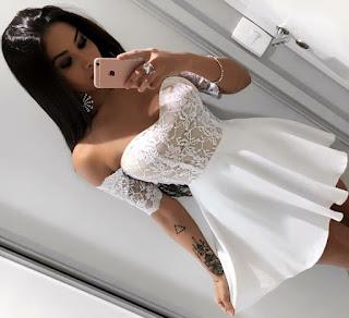 Vestido feminino para revenda
