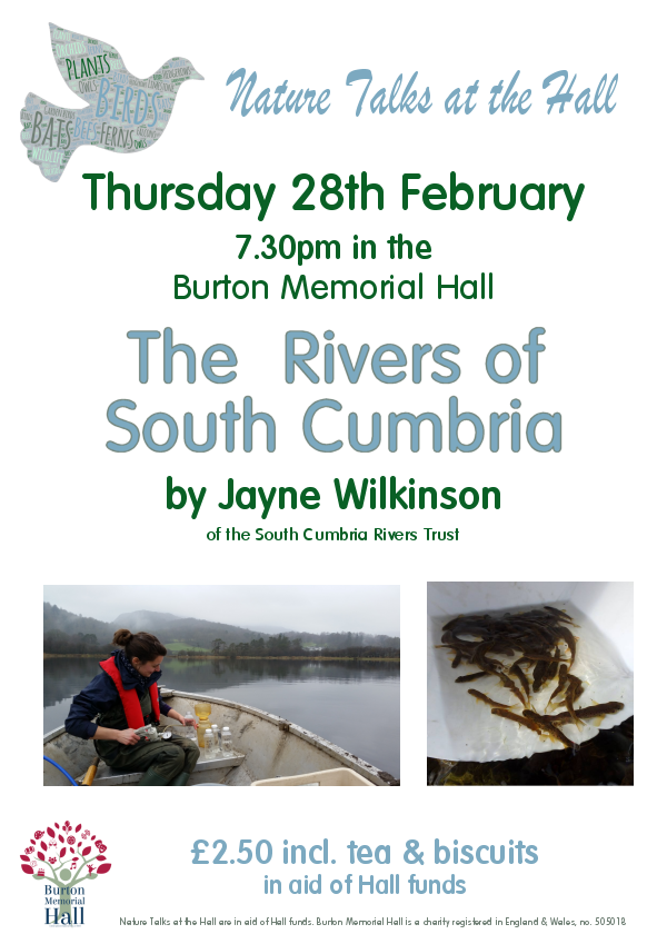 The Rivers of South Cumbria