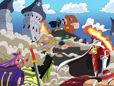 REVIEW ONEPIECE CHAPTER 882