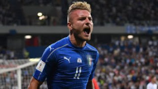 Video Gol Italia vs Israel 1-0 Kualifikasi Piala Dunia 2018