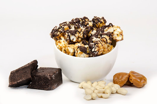 4700 BC Gourmet Popcorn introduces chocolate popcorn