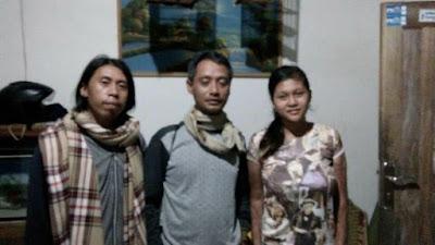Rekam Peristiwa Evakuasi Merapi