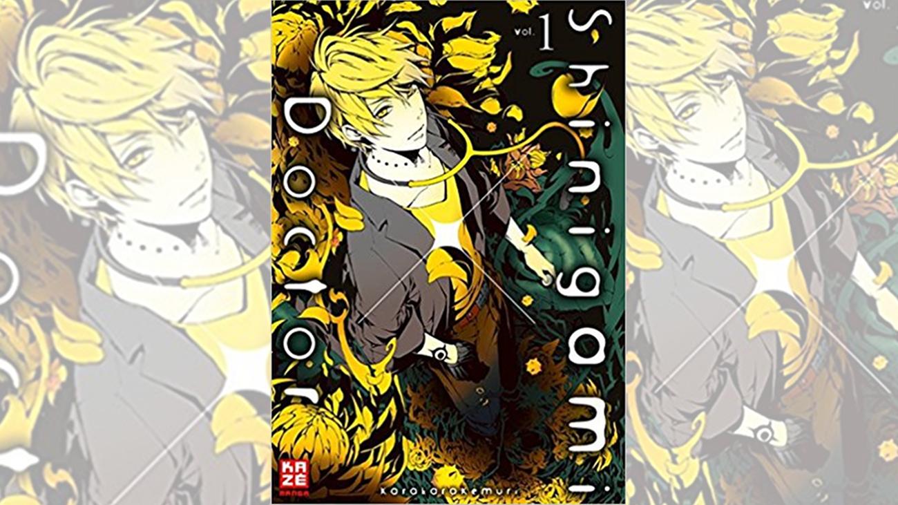 Manga Highlights 2017, Shinigami x Doctor (Kazé)