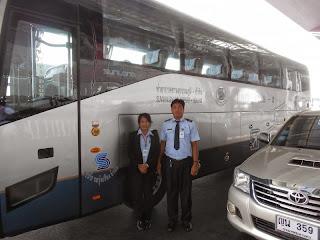Airport bus Hua Hin